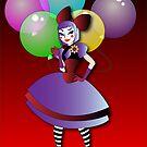 Clown by Lauren Eldridge-Murray