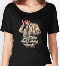 Columbo - TV Shows Women's Relaxed Fit T-Shirt