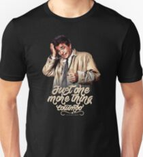 Columbo - TV Shows Unisex T-Shirt