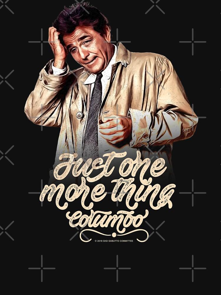Columbo - Fernsehshows von GiGi-Gabutto