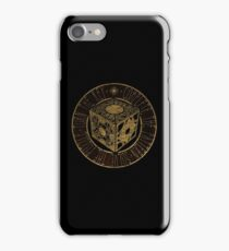 Hellraiser - Box - Clive Barker - lament configuration iPhone Case/Skin