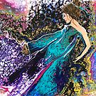 Flowing Intensity by Michelle Potter