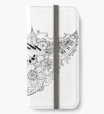 cute music  iPhone Wallet/Case/Skin
