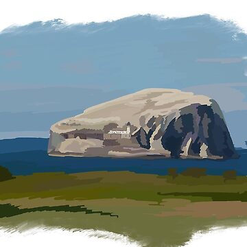 Bass Rock  by BeanDesigning