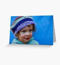 Baby Doll Greeting Card