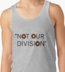 """""""Not our division."""" - G. Lestrade T-Shirt"""