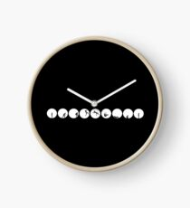 Ball Man Clock