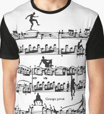 Mozart Men Graphic T-Shirt