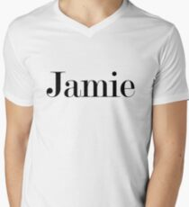 jamie Men's V-Neck T-Shirt