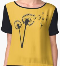 Dandylion People Flight Chiffon Top