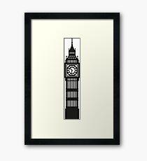 The Big Ben Framed Print