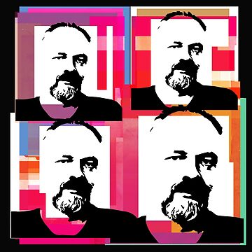 PHILIP K. DICK - American Science Fiction Writer by CliffordHayes