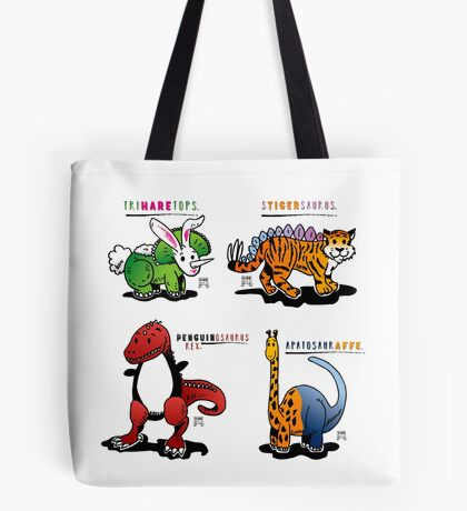 DINOMALS™: CUTESY Tote Bag