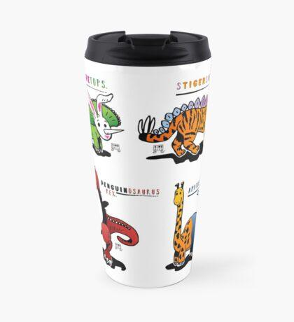 DINOMALS™: CUTESY Travel Mug