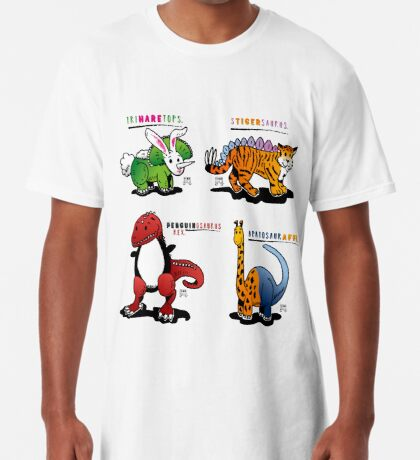 DINOMALS™: CUTESY Long T-Shirt