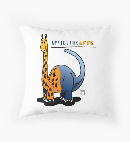APATOSAURAFFE™ Throw Pillow