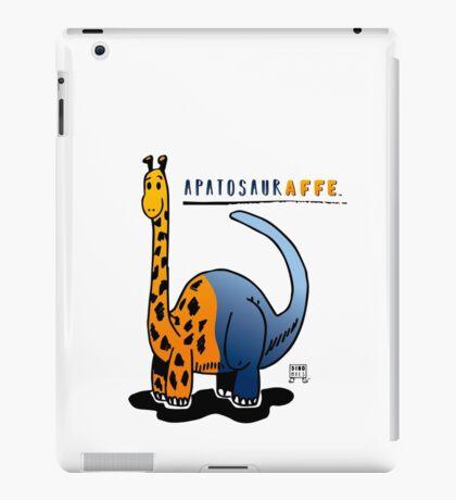 APATOSAURAFFE™ iPad Case/Skin