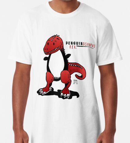 PENGUINOSAURUS REX™ Long T-Shirt
