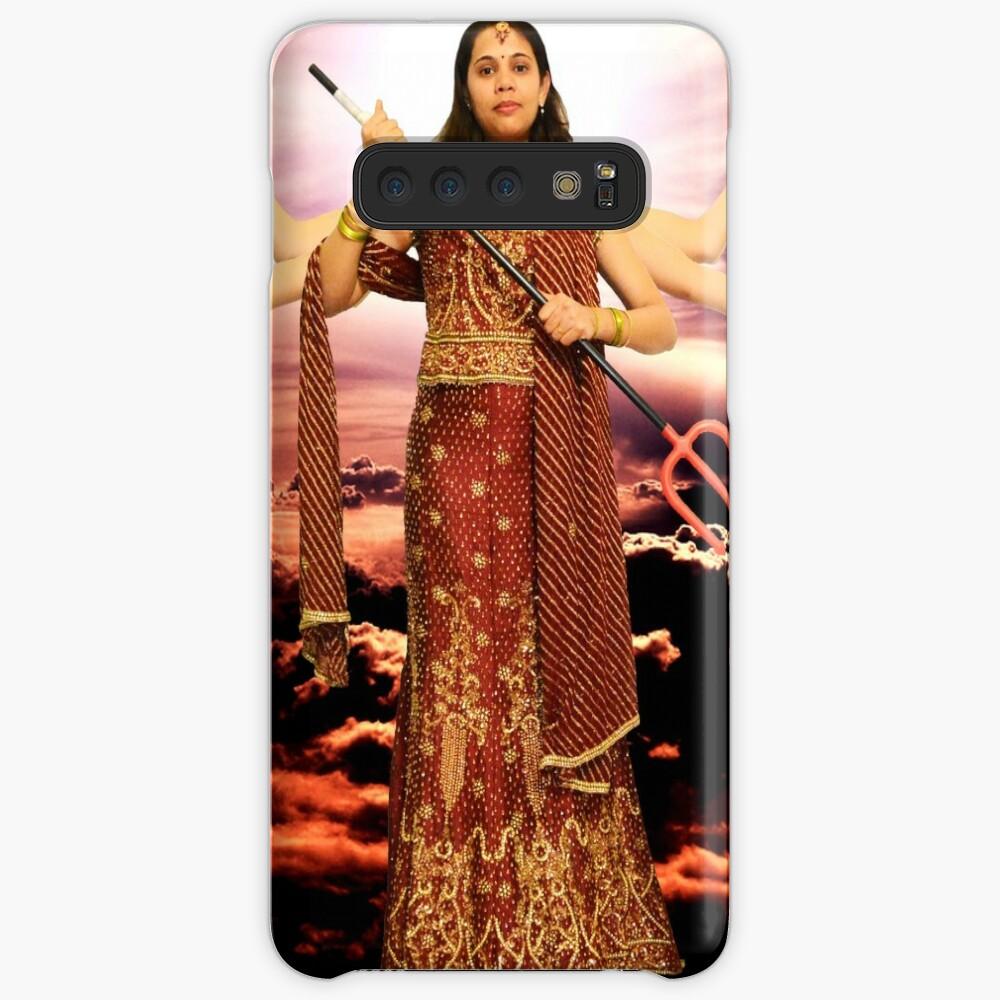 Goddess Durga Samsung Galaxy Snap Case