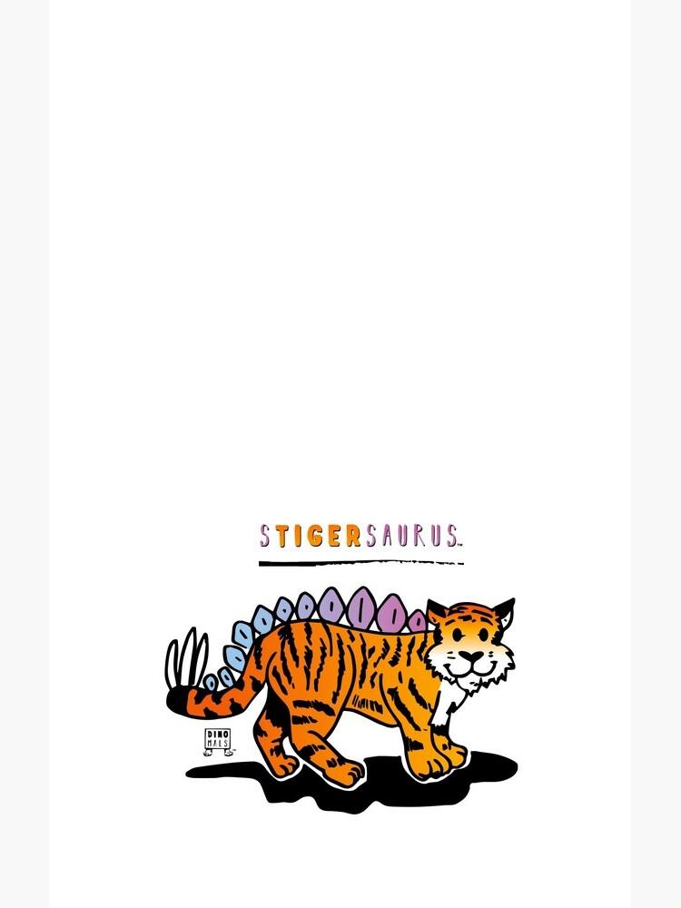 STIGERSAURUS™ by Dinomals