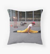 Circus Firemen 3 Throw Pillow