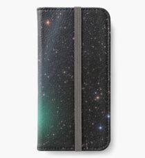 Comet Lovejoy cosmic space iPhone Wallet/Case/Skin
