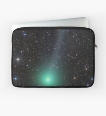 Comet Lovejoy cosmic space Laptop Sleeve