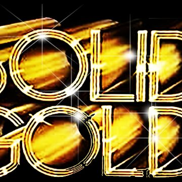 Solid Gold - 80s TV Show by retropopdisco