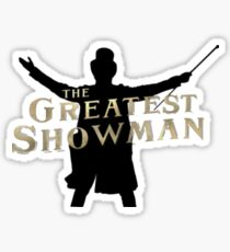 Greatest showman// logo Sticker