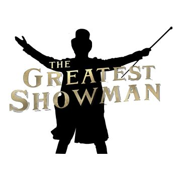 Greatest showman// logo by parrillasass