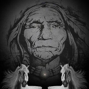 APACHE WARRIOR  by johnnyssandart