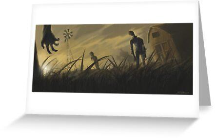 Dead Harvest by DanielBDemented