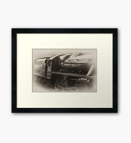 Fading Memories #2 Framed Print