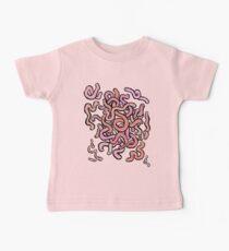 Verknäulte Würmer Baby T-Shirt