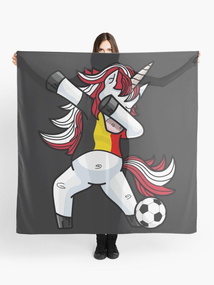 7042598ba Dabbing Soccer Unicorn Belgium