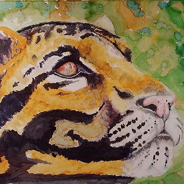 Snow Leopard by GlennArt