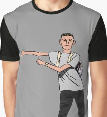 Backpack Kid Graphic T-Shirt