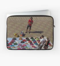 Fans from Seville Laptop Sleeve