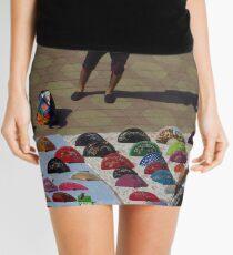 Fans from Seville Mini Skirt