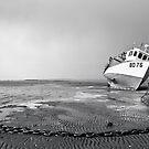 Instow Harbour by John Burtoft