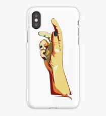 Vitiligo iPhone Case