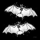 Skeletal Bat - inverted by SamNagel