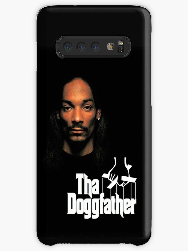 'Snoop Dogg - Tha Doggfather' Case/Skin for Samsung Galaxy by Joshi Scmt