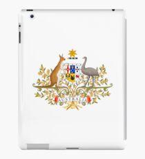 Coat of Arms of Australia iPad Case/Skin