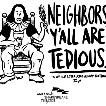 The Arkshakes Collection: Neighbors, Y'all Are Tedious. by katkuo