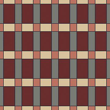 Modern Art Pattern by creepyjoe