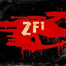 ZF1 Red by Remus Brailoiu