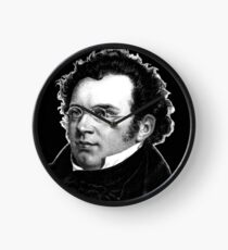 Franz Schubert - Great Composer Clock