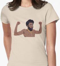 This is America - Childish Gambino Women's Fitted T-Shirt