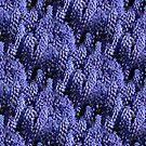 Lavender Slumbers (pattern) by Yampimon